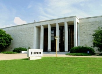 Dwight D. Eisenhower Presidential Library, Abilene, KS